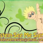Einstein-See-Me-Sign-business-card